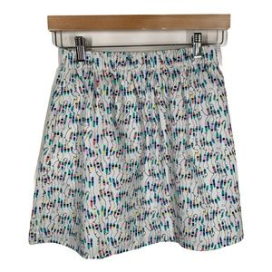 Lilly Pulitzer Womens Skirts A-line Elastic Waist
